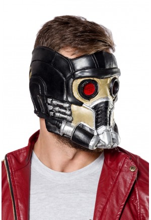 Men steampunk face mask