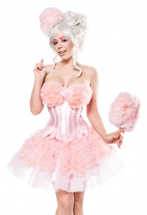 Sweet costume Cotton Candy Girl