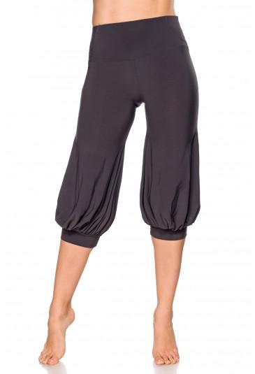 Komfortné aladin nohavice s vysokým pásom