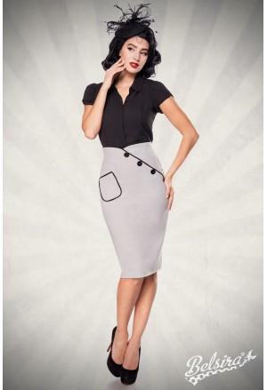 Elegant pinup pencil skirt Belsira