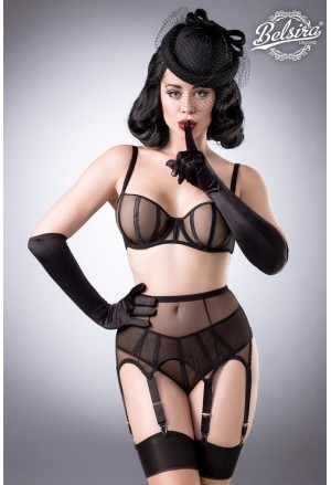 4 piece luxury lingerie set Belsira