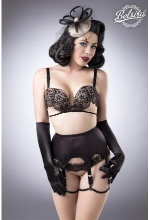 Top quality elegant 3 piece lingerie set Belsira