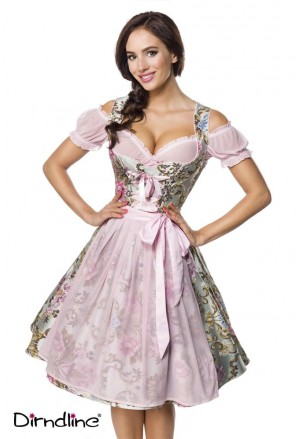 Premium dirndl dress Octoberfest costume