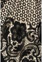 Premium lace a lined vintage dress Belsira