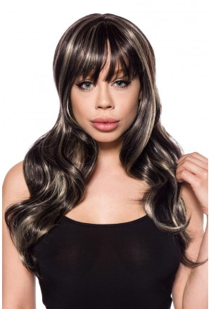 Modern celeb fringe wig