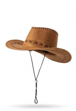 Kovbojský klobúk - doplnky ku kostýmom