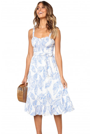 Sky Blue Bliss Dress