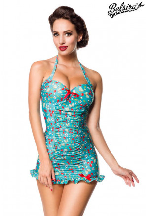 Vintage one-piece Belsira swimsuit