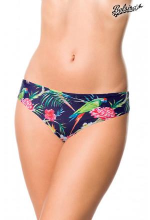 Vintage retro bikini bottom panty