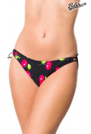 Classy cherry swim bikini bottom panty