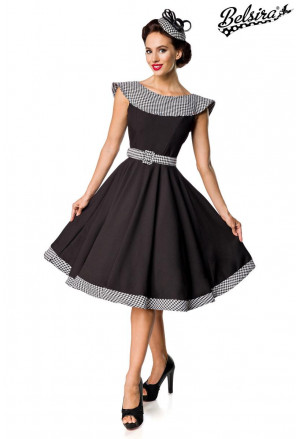 Vintage swing elegant dress by Belsira