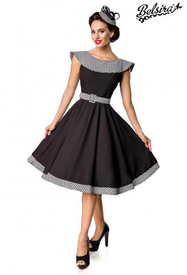 Vintage swing elegant dress by Belsira