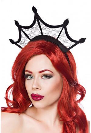 Headband with fairytale crown