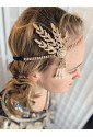 Art deco rhinestones headband
