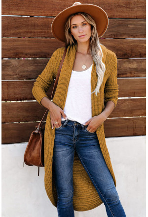 Cashmere Blend Convertible Cardigan