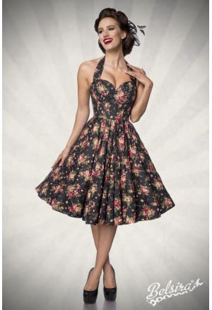 Romantic Vintage Corsage Dress