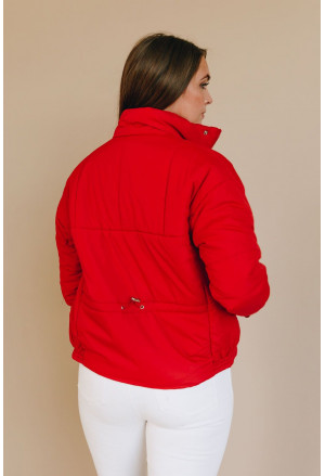 Holly Pocketed Puffer Jacket