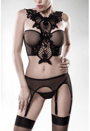 Luxury lingerie set by Grey Velvet