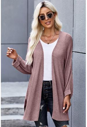 Knit oversized Cardigan