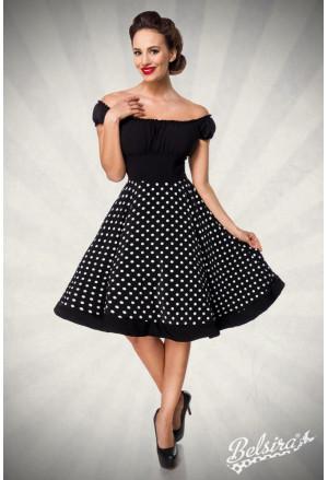 Stunning dot retro dress Belsira