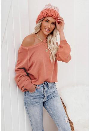 Raglan Patchwork Sleeve Pullover Sweatshirt